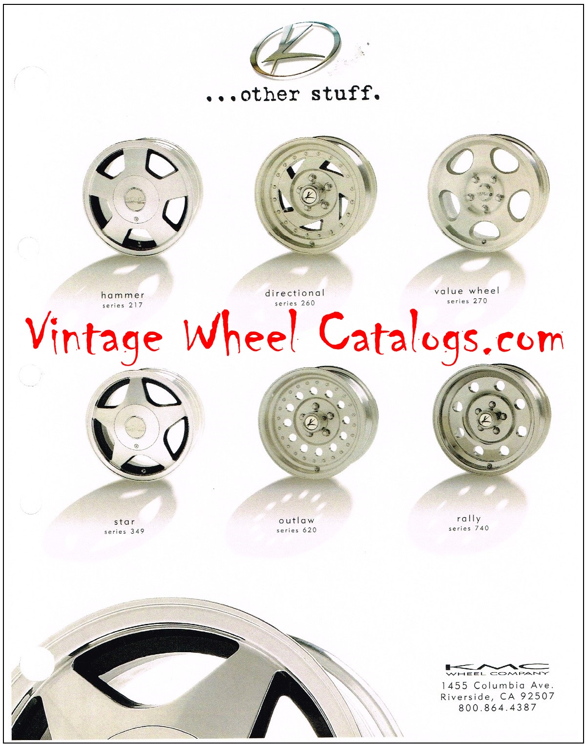 KMC | Vintage Wheel Catalogs